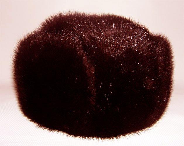 Как почистить шапку из норки