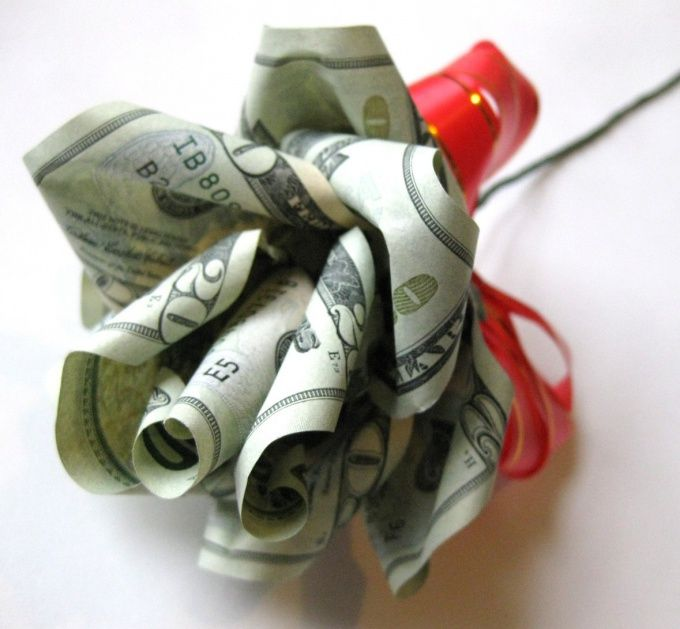 Как подарить деньги красиво