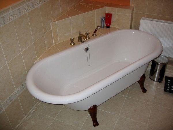 Как подключить ванну
