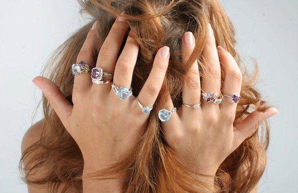Как подобрать кольцо по форме руки и пальцев