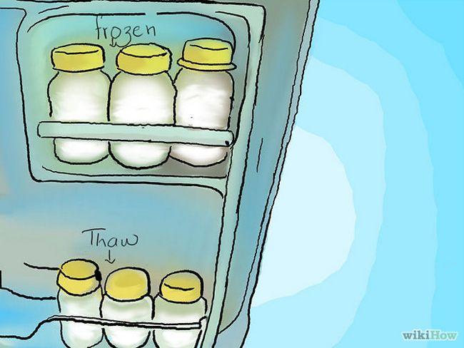 Как подогреть грудное молоко
