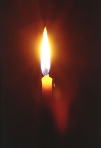 Как поставить свечку