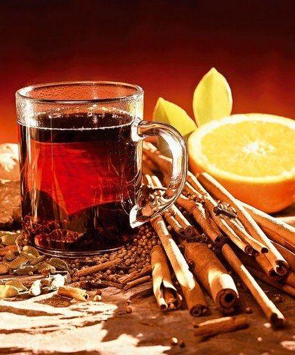 Как правильно приготовить чайный коктейль