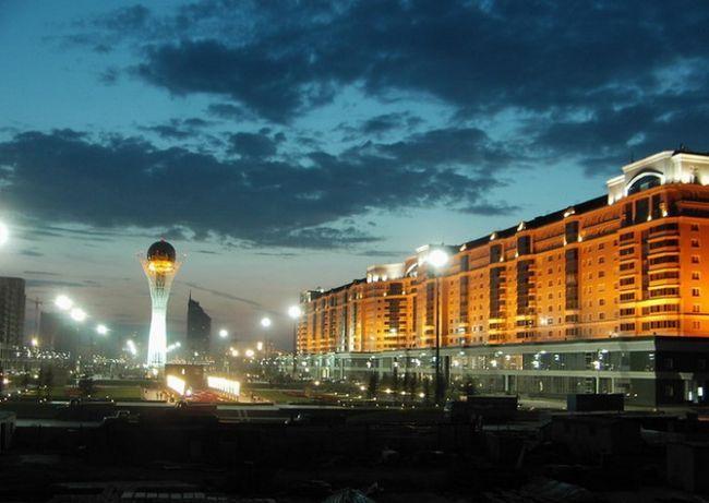 Как приехать в казахстан