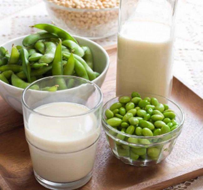 Как приготовить соевое молоко
