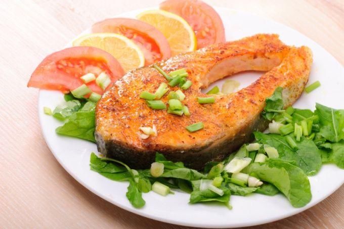 Как приготовить стейк из семги