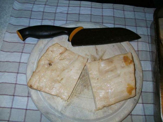 Как приготовить вареное сало