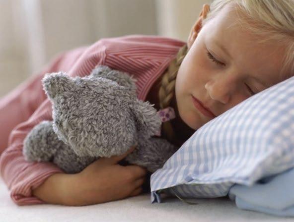 Как приучить ребёнка спать в своей комнате