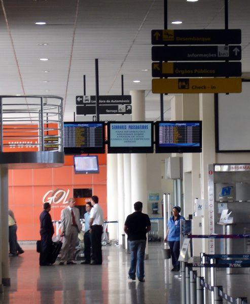 Как проходить регистрацию на самолет