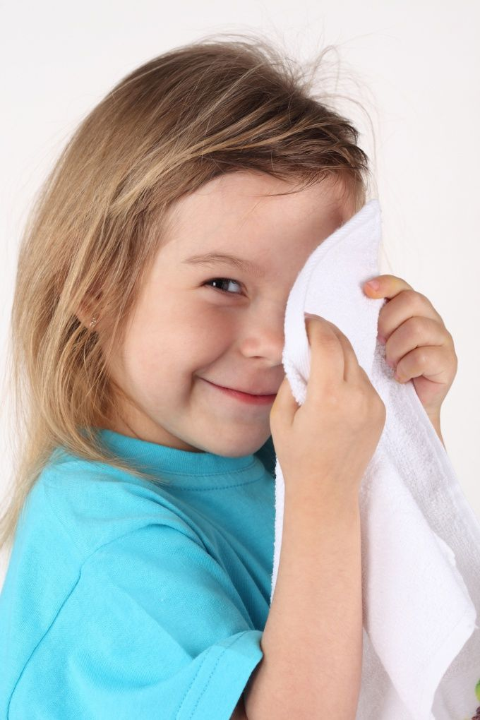 Как промыть глаз