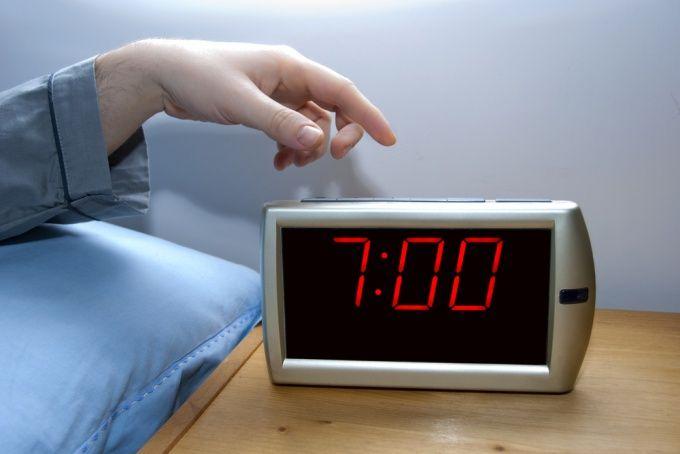 Как проснуться под будильник, если слух его уже не воспринимает