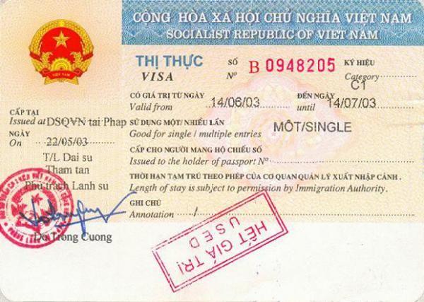 Как просто сделать визу во вьетнам