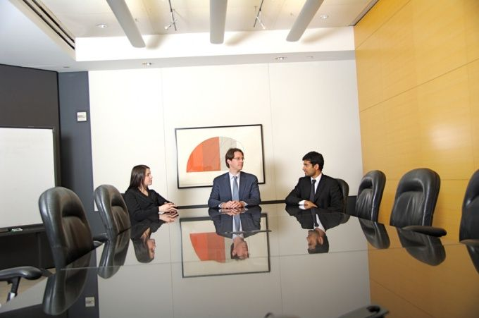 Как проводить деловые беседы