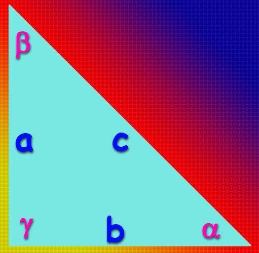 Как рассчитать периметр треугольника