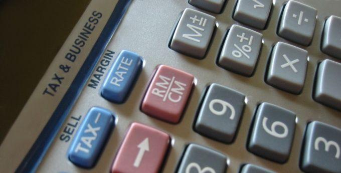 Как рассчитать подоходный налог