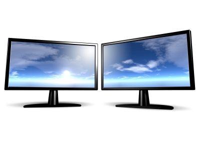 Как расширить экран