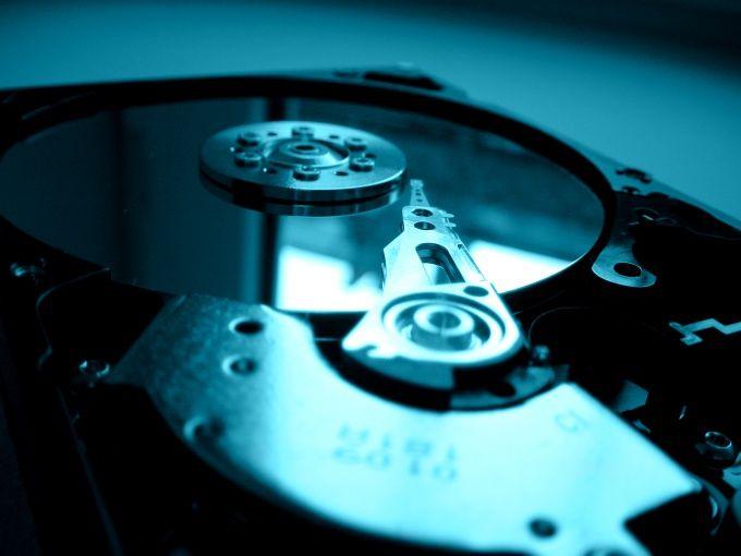 Как разбить жесткий диск