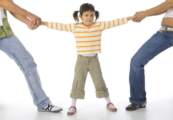 Как развестись с мужем, если есть ребенок