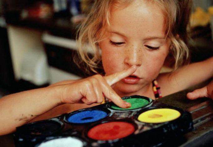 Как развивать творческие способности детей