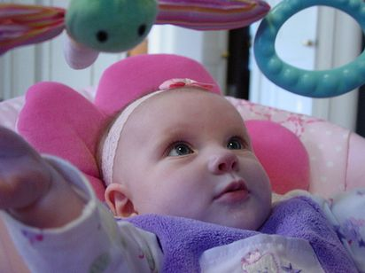 Как развлечь ребёнка 3 месяца
