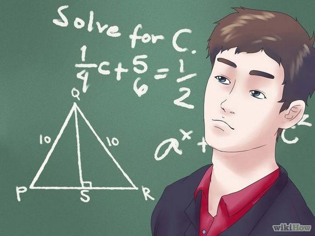 Как решать задачи по математике