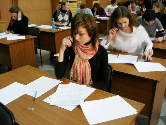 Как сдавать правильно экзамены