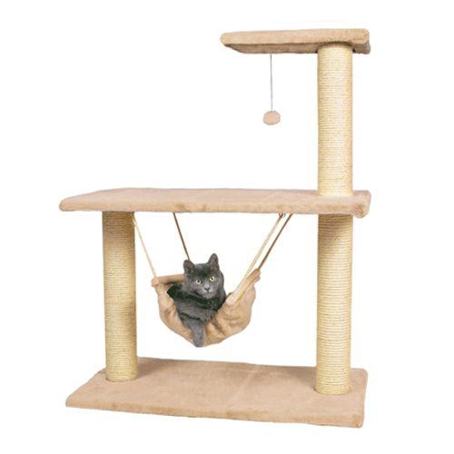 Как сделать домик для котёнка