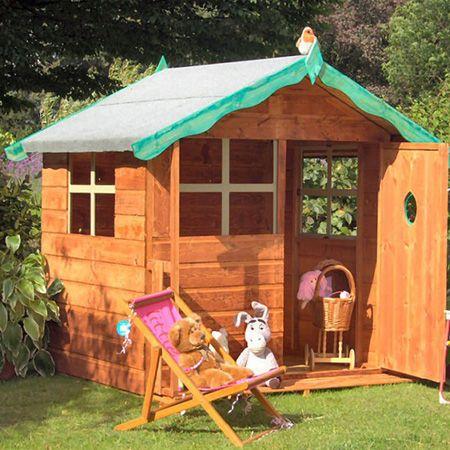 Как сделать домик для ребёнка
