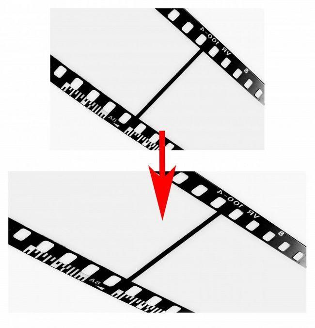 Как сделать фотографию длиннее