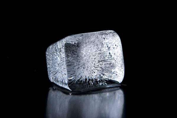 Как сделать искусственный лед