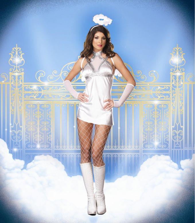 Как сделать костюм ангела