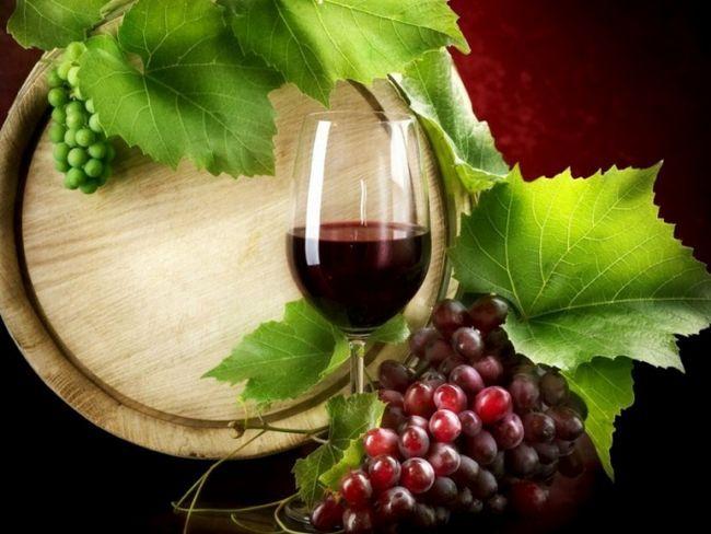 Как сделать красное сухое вино в домашних условиях