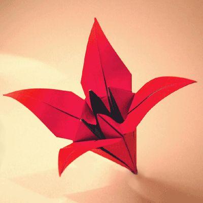 Как сделать лилию