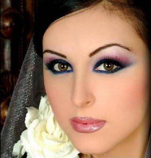 Как сделать макияж для узких глаз