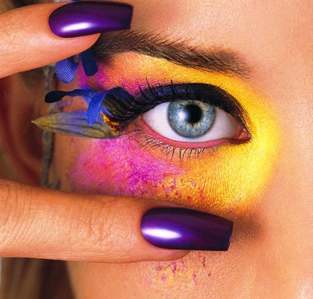 Как сделать макияж в фотошопе