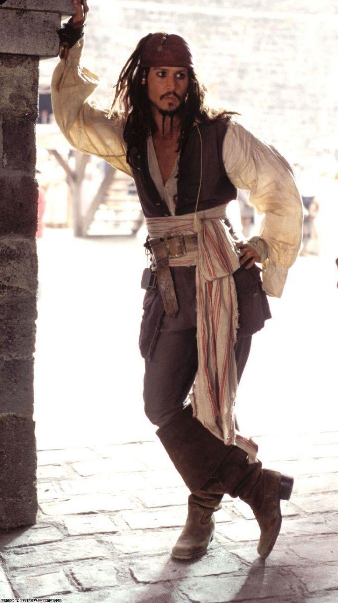 Как сделать новогодний костюм пирата