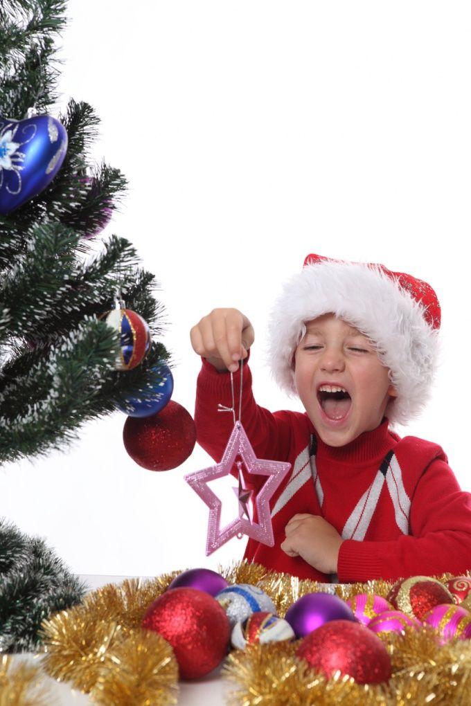 Как сделать новый год для ребенка
