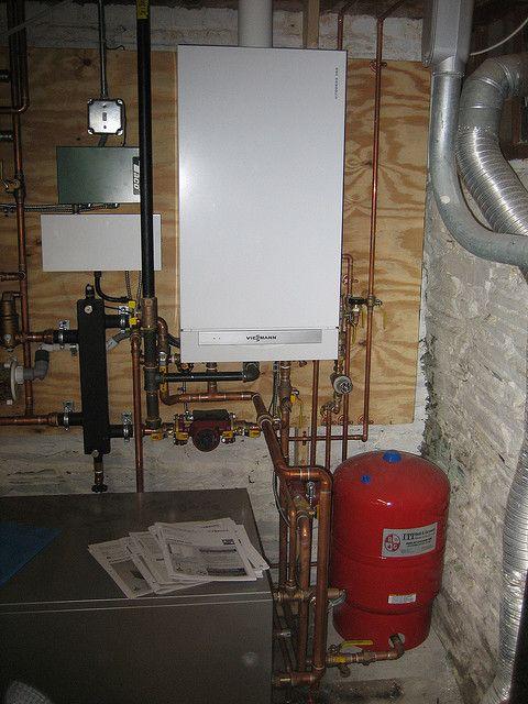 Как сделать отопление в доме