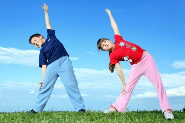 Как сделать ребенка физически совершенным