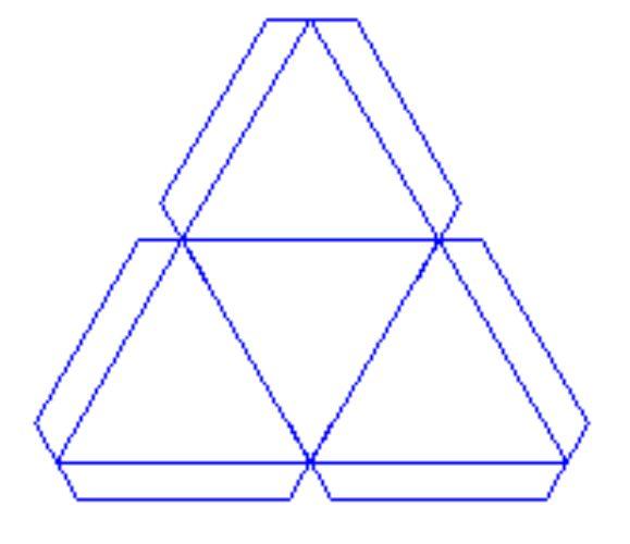 Как сделать тетраэдр