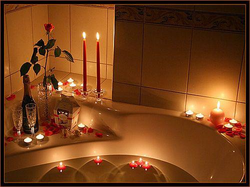 Для признания создайте романтическую обстановку