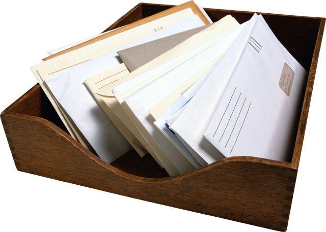 Как складывать конверты