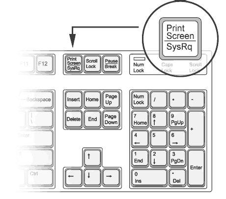 Как скопировать экран