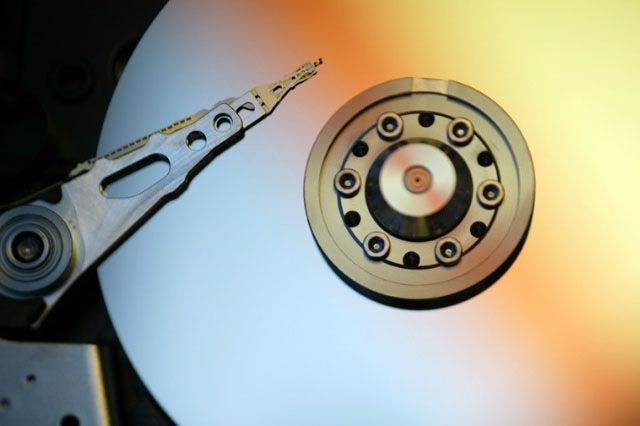 Как сменить файловую систему
