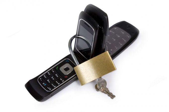 Как снять блокировку с телефона
