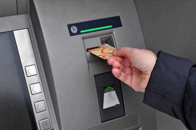 Как снять деньги в сбербанке