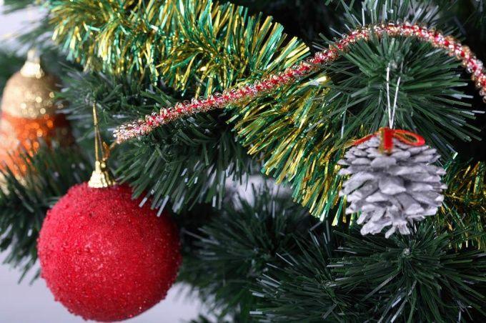 Как сохранить дольше елку