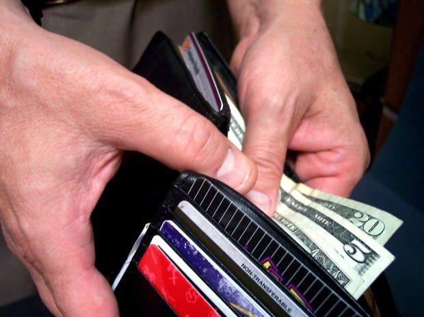 Как сохранить кошелек