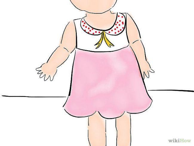 Как сшить детское платье