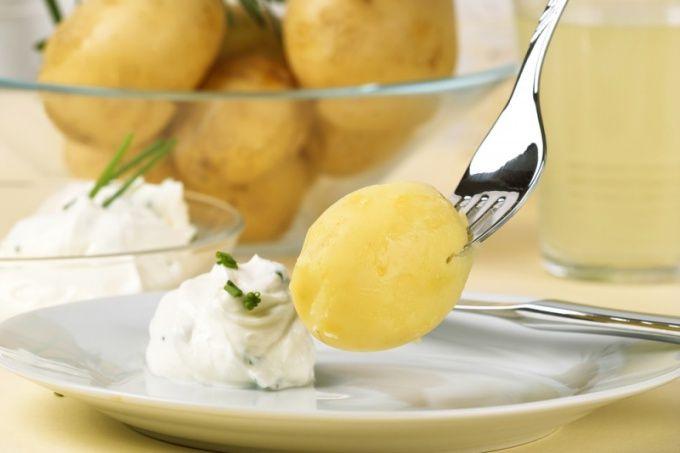 Как сварить картошку
